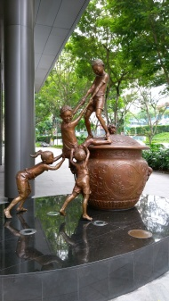 Budak Budak: The Next Generation, Orchard Road
